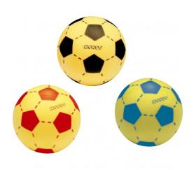 3 Ballons de foot souples 20 cm