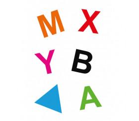 Tamtam Alphabet - découverte des lettres