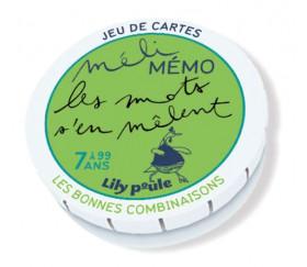 Méli Mémo Les mots s'en mêlent : expressions françaises.