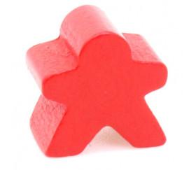 mini meeple rouge pour jeux de société