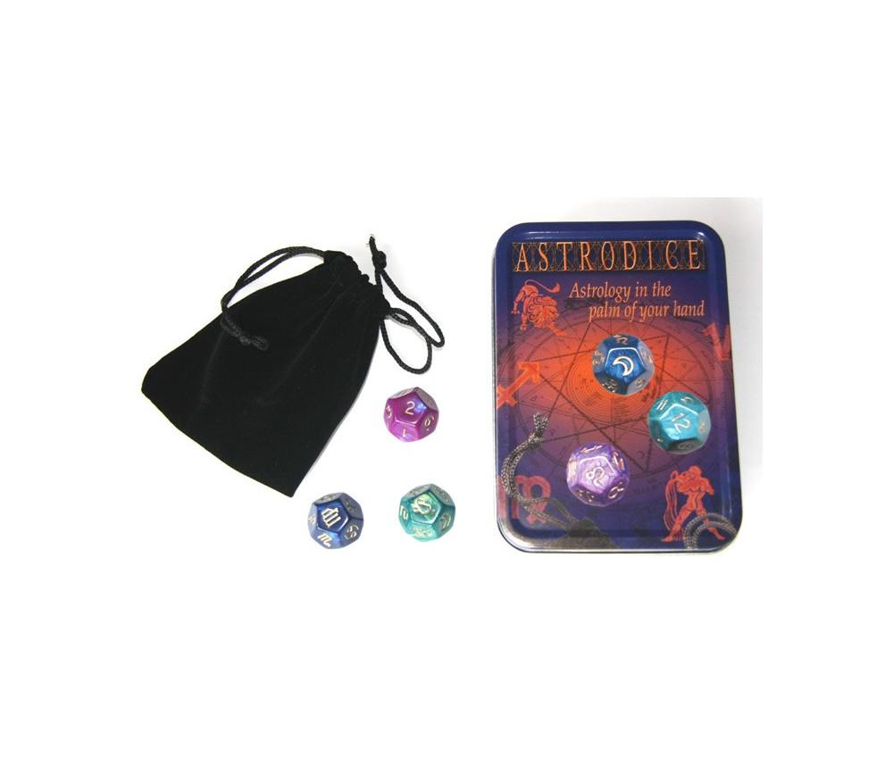 Asto dice set dés astrologie