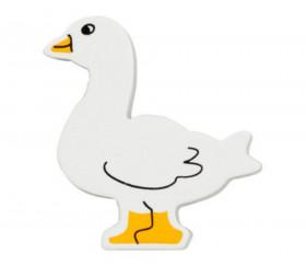 Oie en bois 54 x 58 x 15 mm