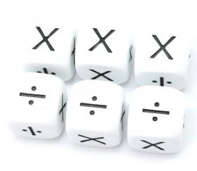 Dé multiplier et diviser x :