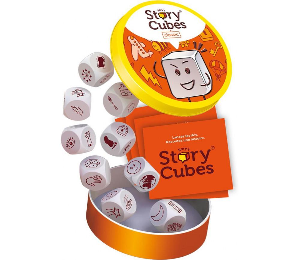 Story Cubes classic - 9 Dés spéciaux pour jeux