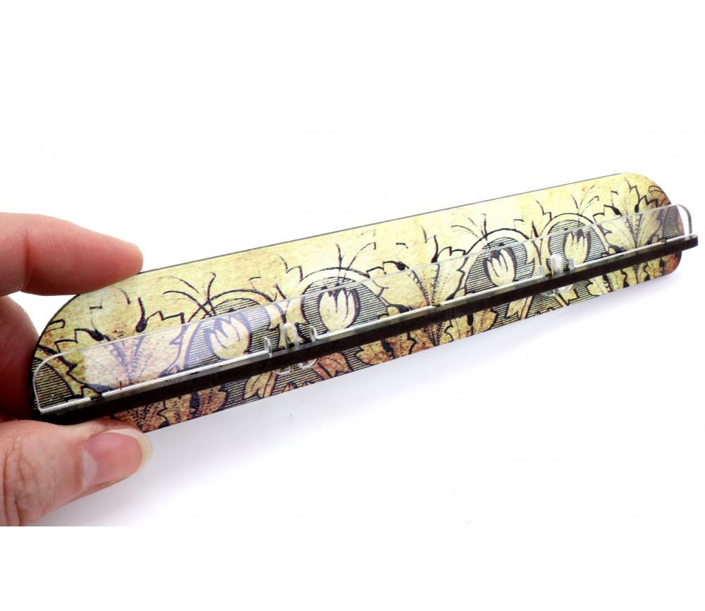 Porte cartes Elégance Basic S en plexiglas e-raptor
