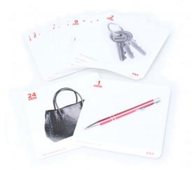 Jeu de 24 cartes thématique objets du quotidien