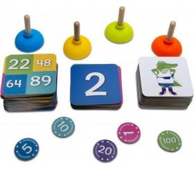 La tenue du Croco jeu de math multiplication