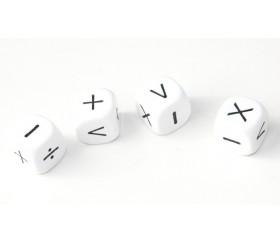Dé signe Mathématiques 2 + - x ÷ inf et sup