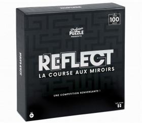 Jeu Réflect - La course aux miroirs - Défis de labyrinthes