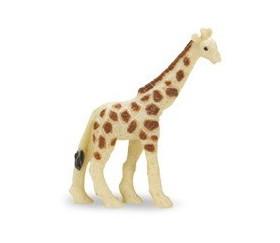 Figurine mini girafe safari