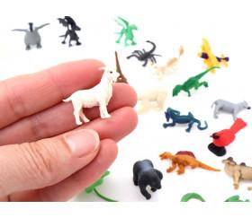 Figurine mini mini chèvre 20 x 5 x 25 mm