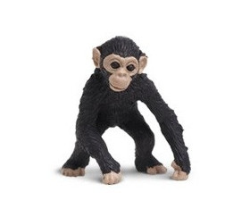 Figurine mini singe