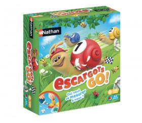 Jeu Escargots Go! Mesures  (NATHAN)