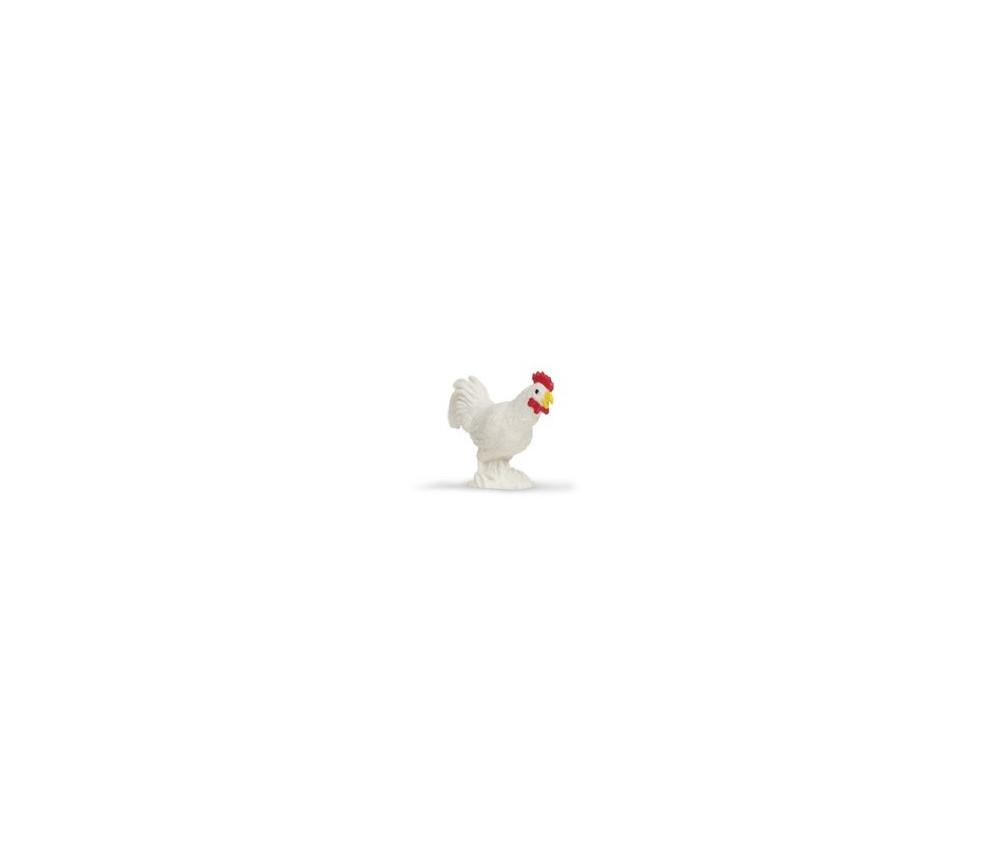 Figurine mini coq