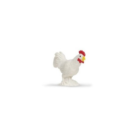 Figurine mini coq