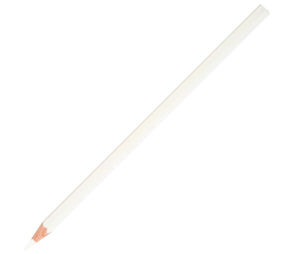 Crayon blanc effaçable pour ardoise