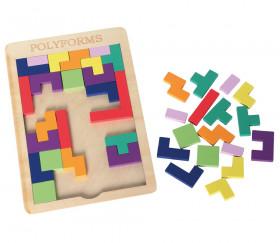 puzzle type tetris