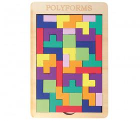 puzzle formes géométriques
