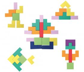 construire objet avec formes géométriques