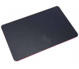 Ardoise noire recto neutre et verso grille 23 x 15 cm