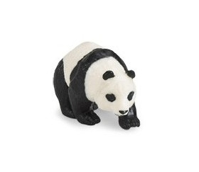 Figurine mini panda