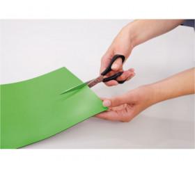 Feuilles aimantées colorées magnétiques à découper