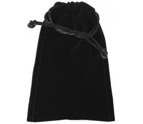 Sac suedine 95 x 140 mm modèle noir
