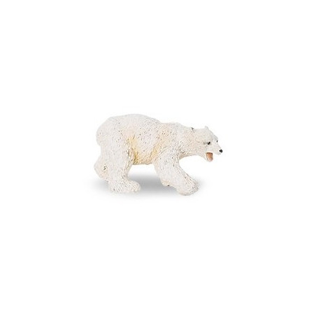 Figurine mini ours polaire
