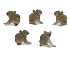 Figurine mini koala