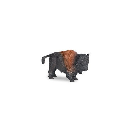 Figurine mini bison