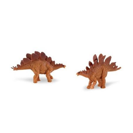 Figurine mini stégosaure