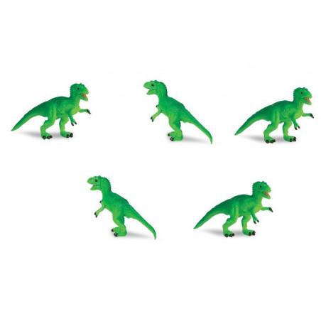 Figurine mini tyrannosaure