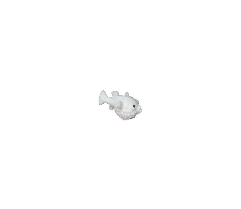 Figurine mini poisson globe phosphorescent