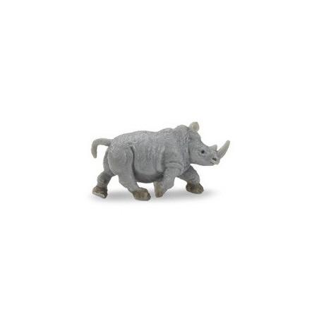 Figurine mini rhinocéros
