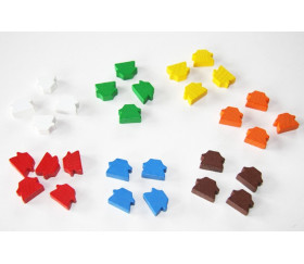 jetons pour jeux de soci t loto poker belote tarot rami tout pour le jeu. Black Bedroom Furniture Sets. Home Design Ideas