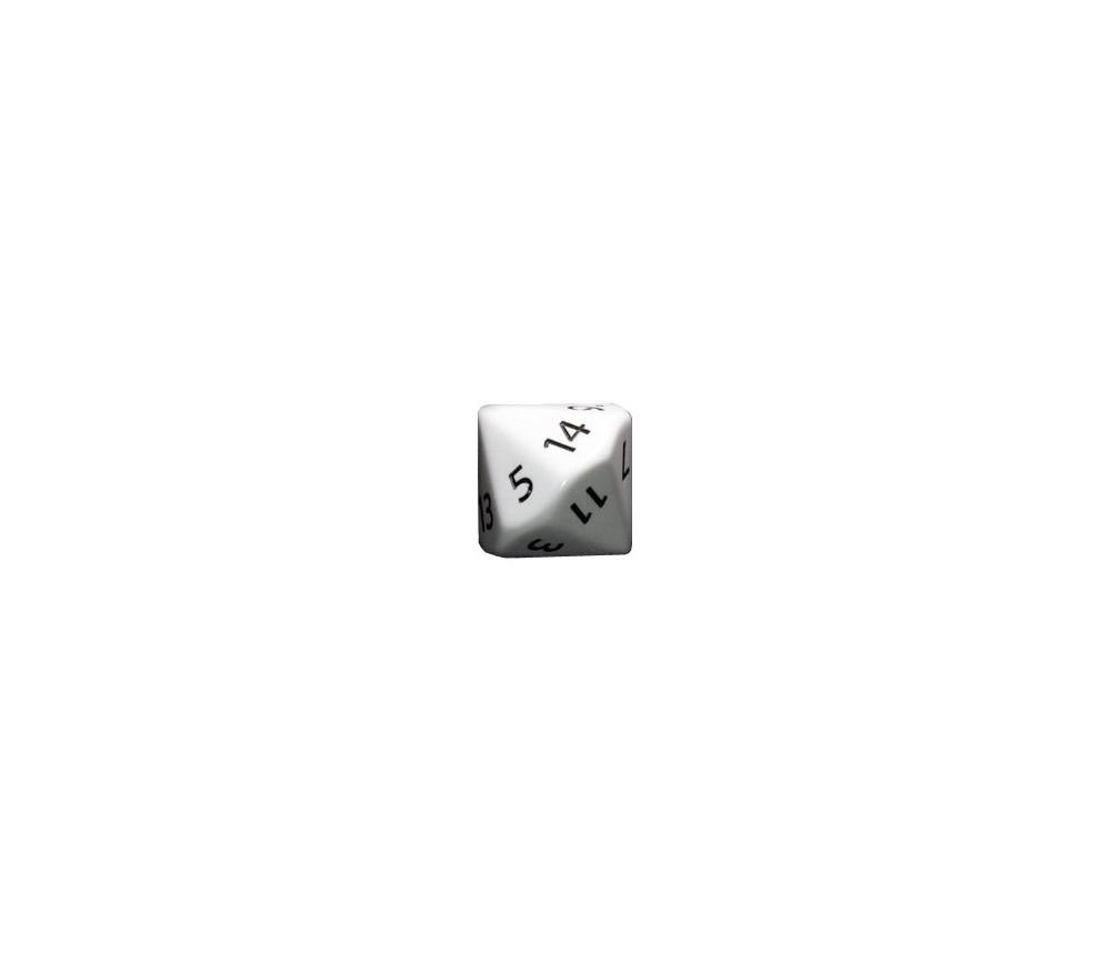 D14 Dé 14 faces de 1 à 14 chiffres 4 cm