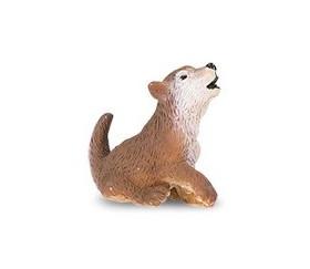 Figurine mini mini loup