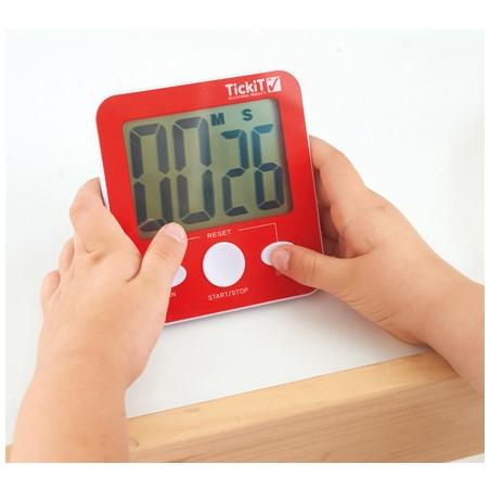 Timer électronique - sablier chronomètre de 5 secondes à 99 minutes