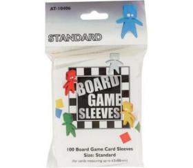 100 protèges cartes 63 x 88 mm pochette sleeves standard Tinmen