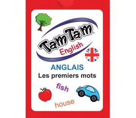 Tamtam English - les premiers mots d'anglais