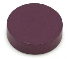 Pion palet 2.1 cm en bois pour jeu 21 x 7 mm naturel ou coloré