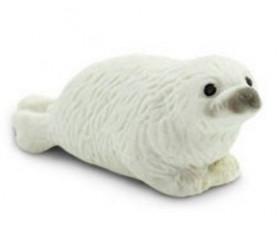 Figurine mini mini bébé phoque
