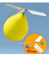 Mini hélicoptère ballon à propulsion