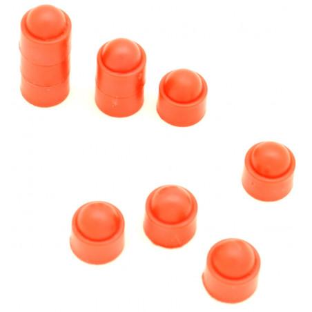 10 petits pions empilables 12x13 mm pour jeux