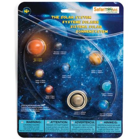 Système solaire figurines planète