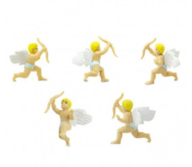 Figurine mini mini cupidon amour