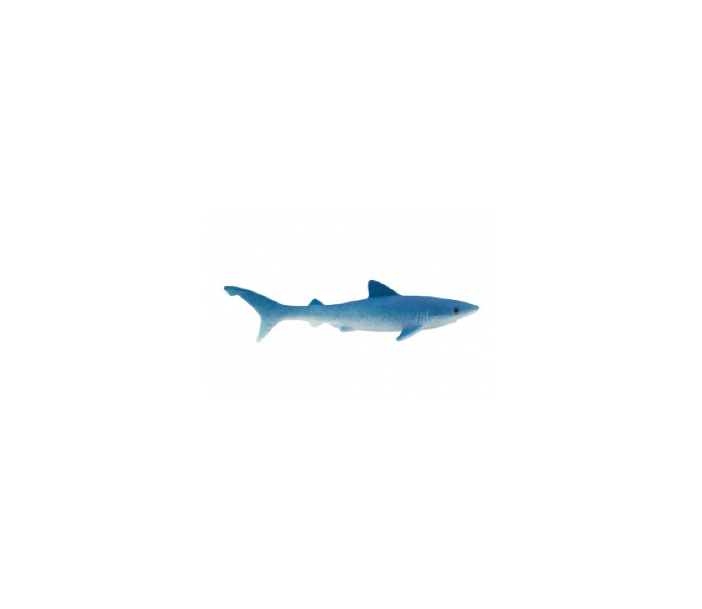 Figurine mini mini requin bleu