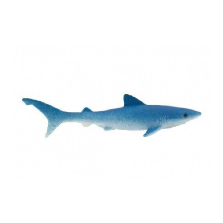 Figurine mini mini requin bleu