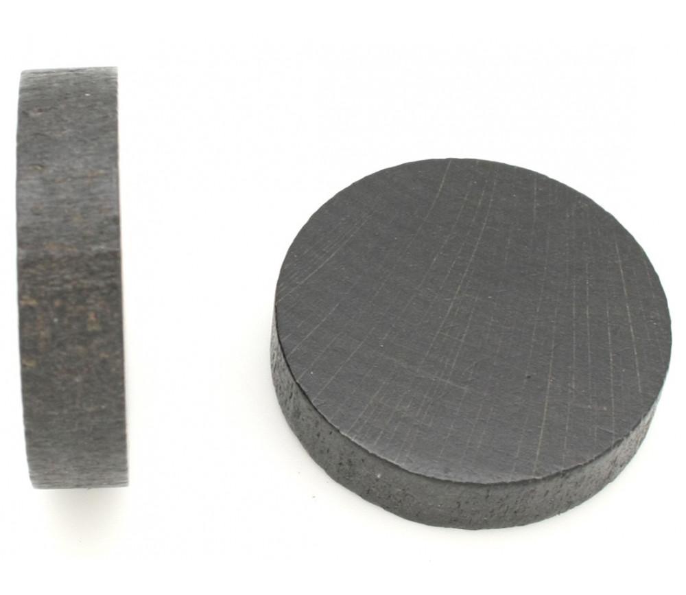 Palet bois de 5 cm noir 52 x 13 mm à l'unité