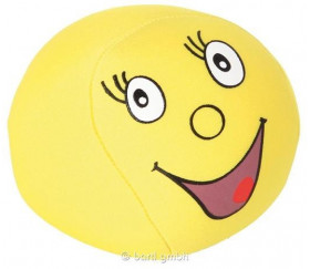 Grosse Balle expression 10 cm emoticone